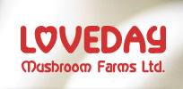 Loveday Mushroom Farms Ltd. Logo